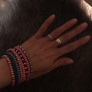 H&M colorful bracelets